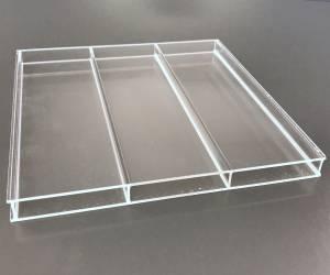 Stegplatte aus Acrylglas