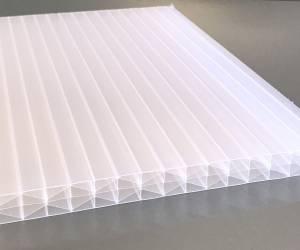 Stegplatte aus Polycarbonat